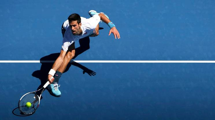 Istomin manda a casa Djokovic