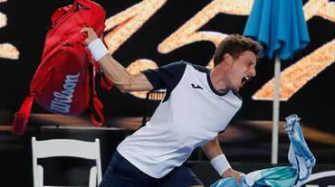 Australian Open, highlights Nishikori - Carreno-Busta (21.01.2019)
