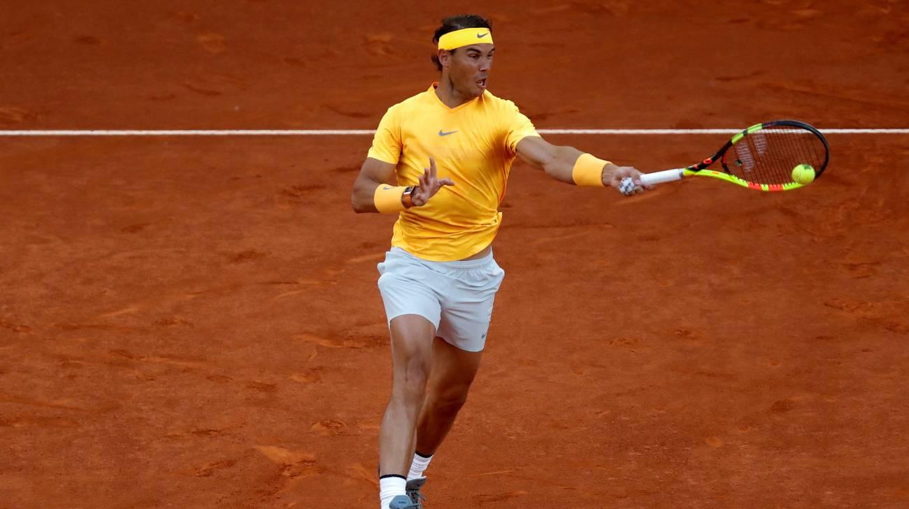 Tennis: ancora Thiem, Nadal eliminato a Madrid