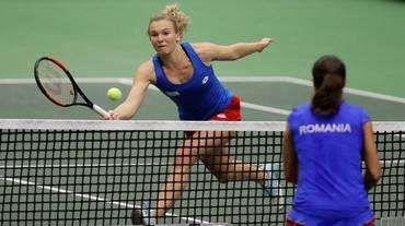 Fed Cup, campionesse in carica eliminate
