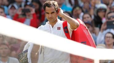 """Roger non molla: """"Tornerò l'anno prossimo"""""""
