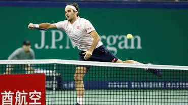 Roger Federer discontinuo ma vincente
