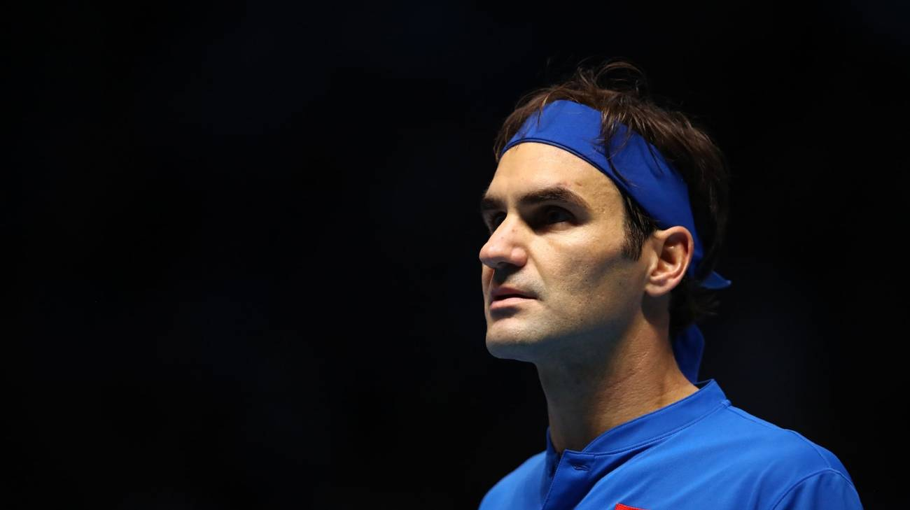 Tennis, i dubbi di Federer: ?Vedremo se ci sarà un 2020?