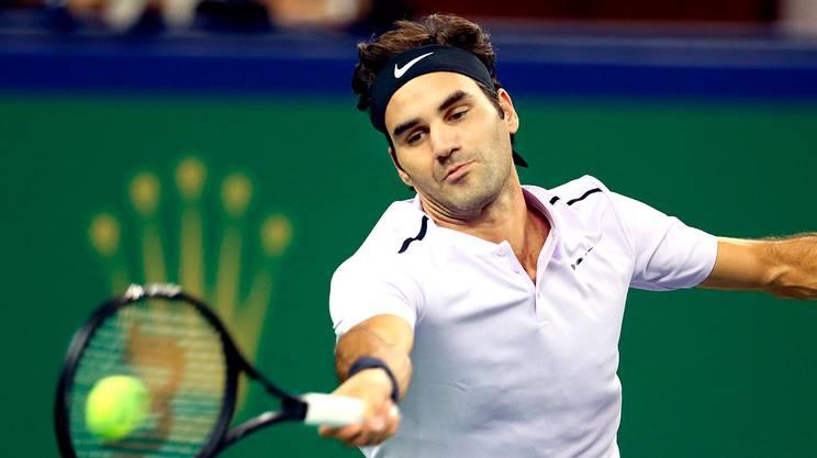 Federer - Tiafoe in streaming