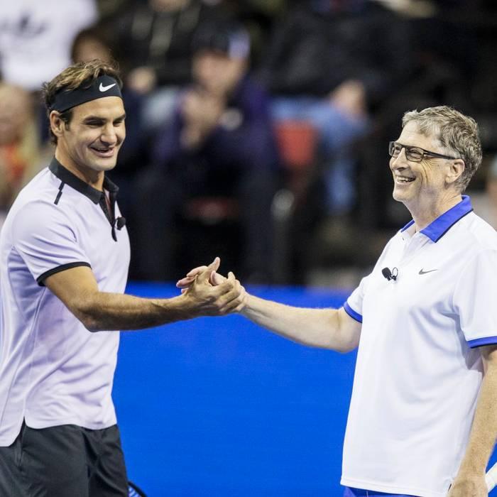 Altri due milioni per la Federer Foundation