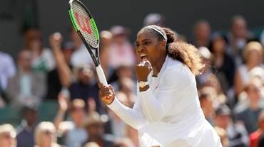 Serena Williams, rimonta e semifinale