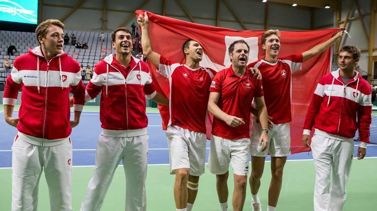 La Svizzera rimane nel Gruppo Mondiale