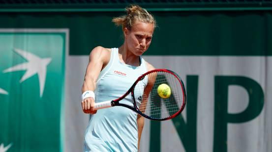 La Golubic in tabellone al Roland Garros