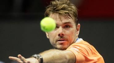 Wawrinka in semifinale a San Pietroburgo