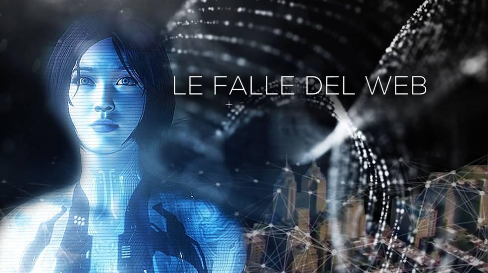 """Le falle del web (4) - Ogni cosa è connessa - di Jona """"Pixel"""" Mantovan e Ludovico Camposampiero"""