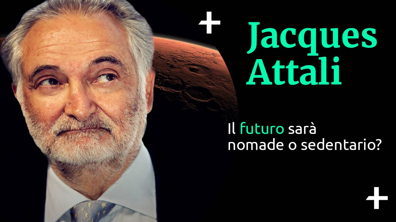 Cult+ Jacques Attali Futuro Nomade (l)