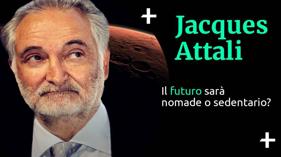 Cult+ Jacques Attali Futuro Nomade (m)