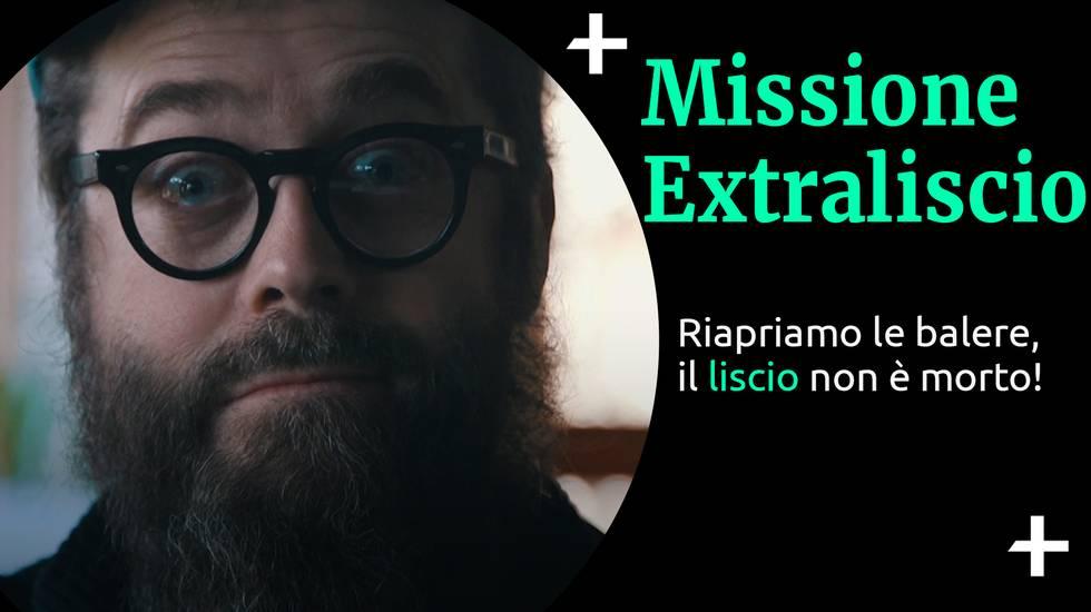 Cult+ Missione Extraliscio (m)