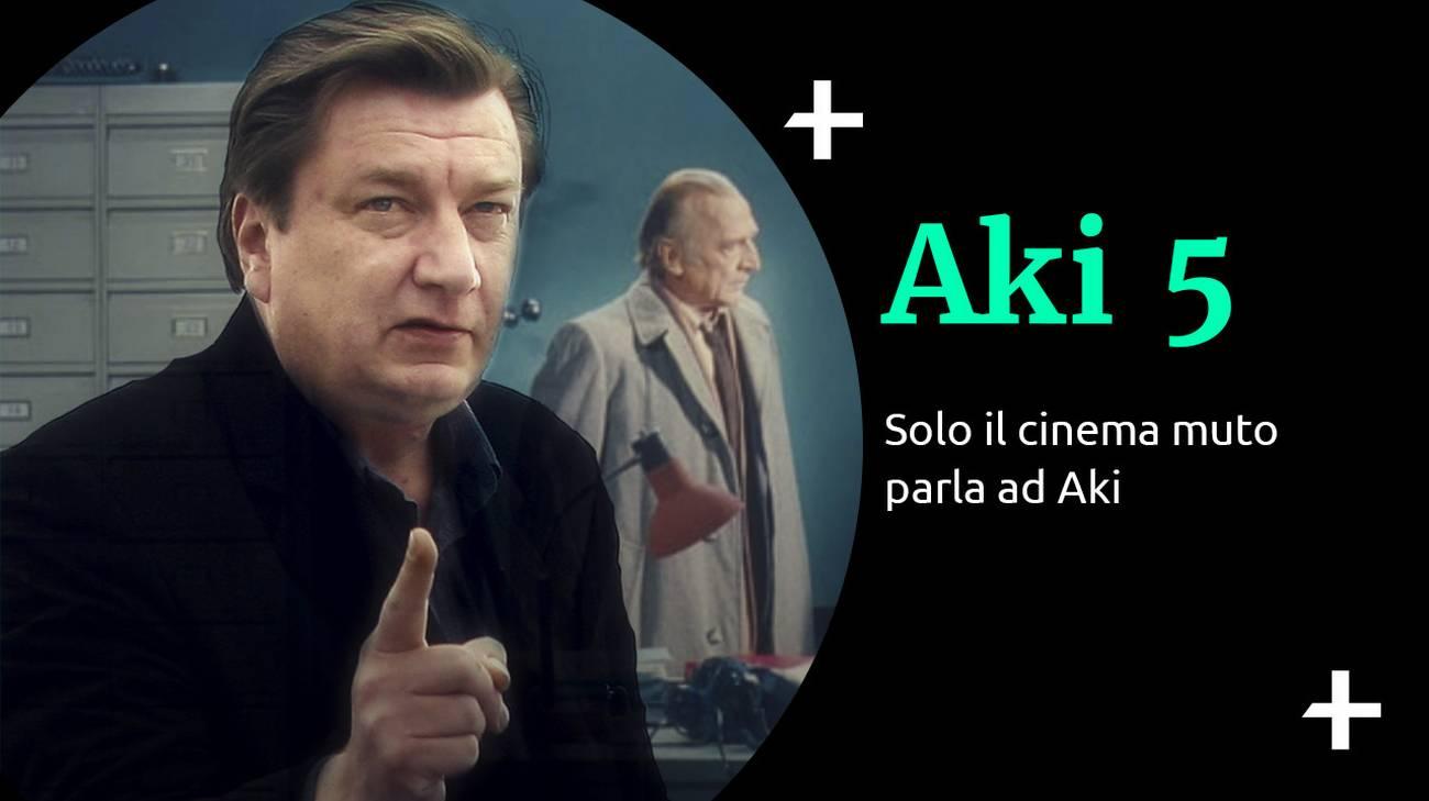 Cult Plus - Aki Passione Cinema (l)