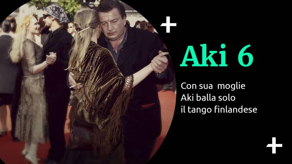 Cult Plus - Aki e il tango (m)