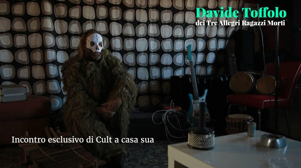 Cult Plus - Davide Toffolo (m)
