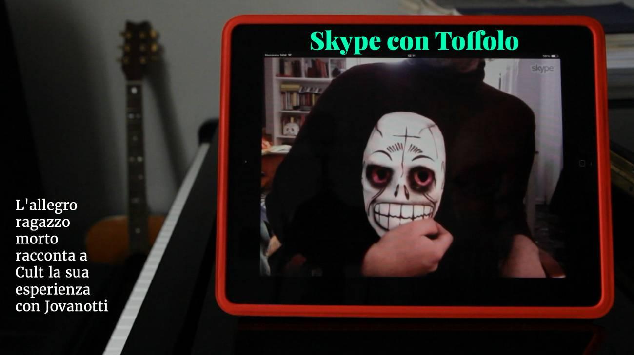 Cult Plus - Skype con il Morto Allegro (l)