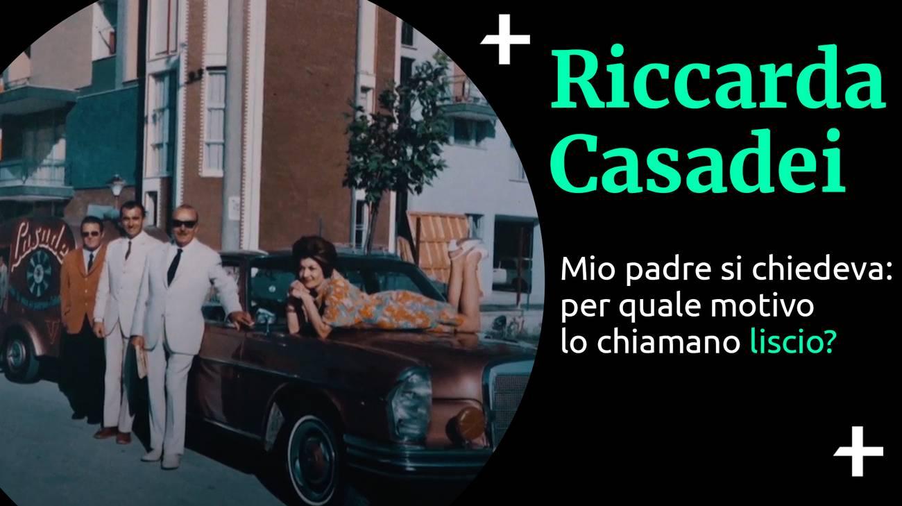 Cult+ Riccarda Casadei (l)