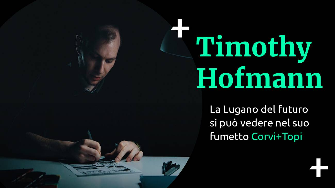Cult + Timothy Hofmann (l)