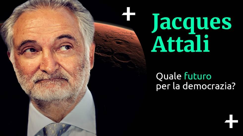 Jacques Attali Futuro e democrazia (m)