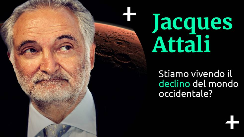 Jacques Attali Il declino occidentale (m)