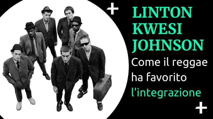 COver Cult+ Linton Kwesi Johnson e l'integrazione reggae (s)