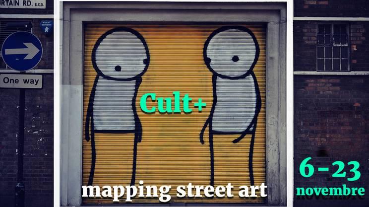 "Concorso fotografico ""Mapping Street Art"" (s)"