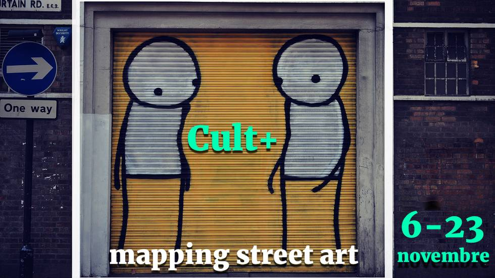 "Concorso fotografico ""Mapping Street Art"" (m)"
