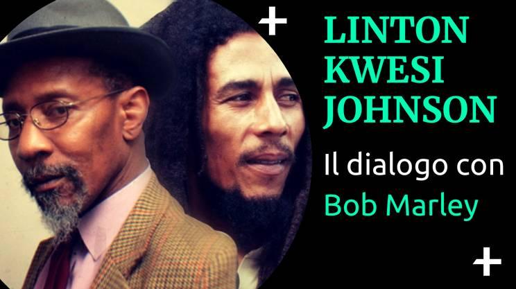 Cover Cult+ Linton Kwesi Johnson e Bob Marley (s)