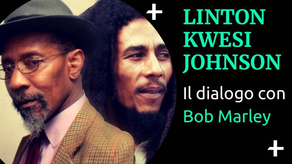 Cover Cult+ Linton Kwesi Johnson e Bob Marley (m)