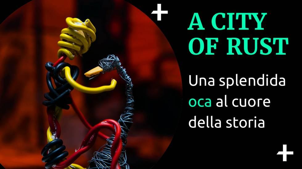 Cult+ A city of rust - Oca (m)