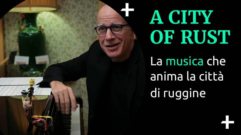 Cult+ A city of rust - la musica (m)