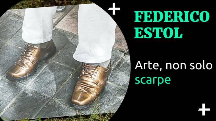 Cult+ Federico Estol - I lustrascarpe (s)
