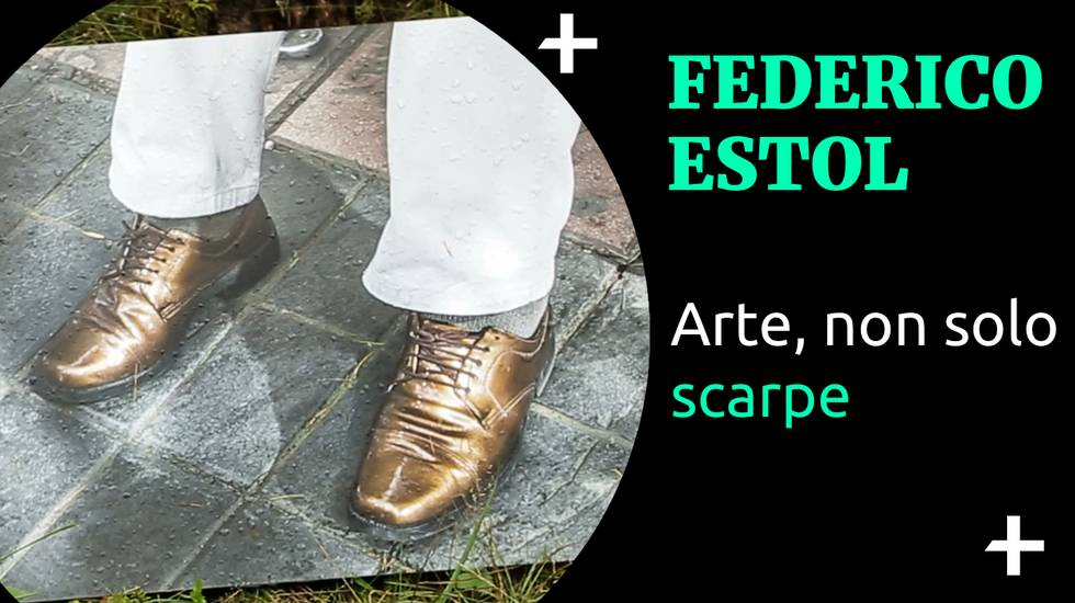Cult+ Federico Estol - I lustrascarpe (m)