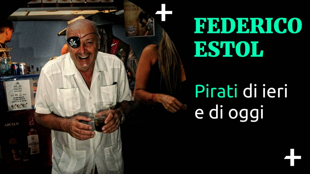 Cult+ Federico Estol - I nuovi pirati (l)
