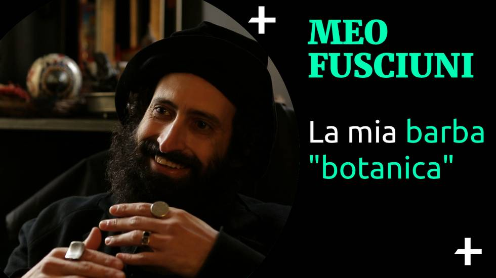 Cult+ Meo Fusciuni - La barba botanica (m)