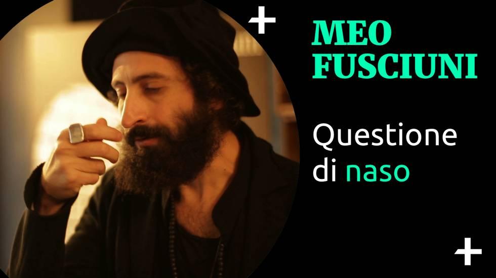 Cult+ Meo Fusciuni - Questione di naso (m)