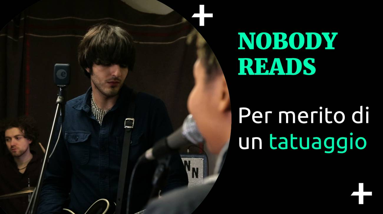 Cult+ Nobody Reads 1 (l)