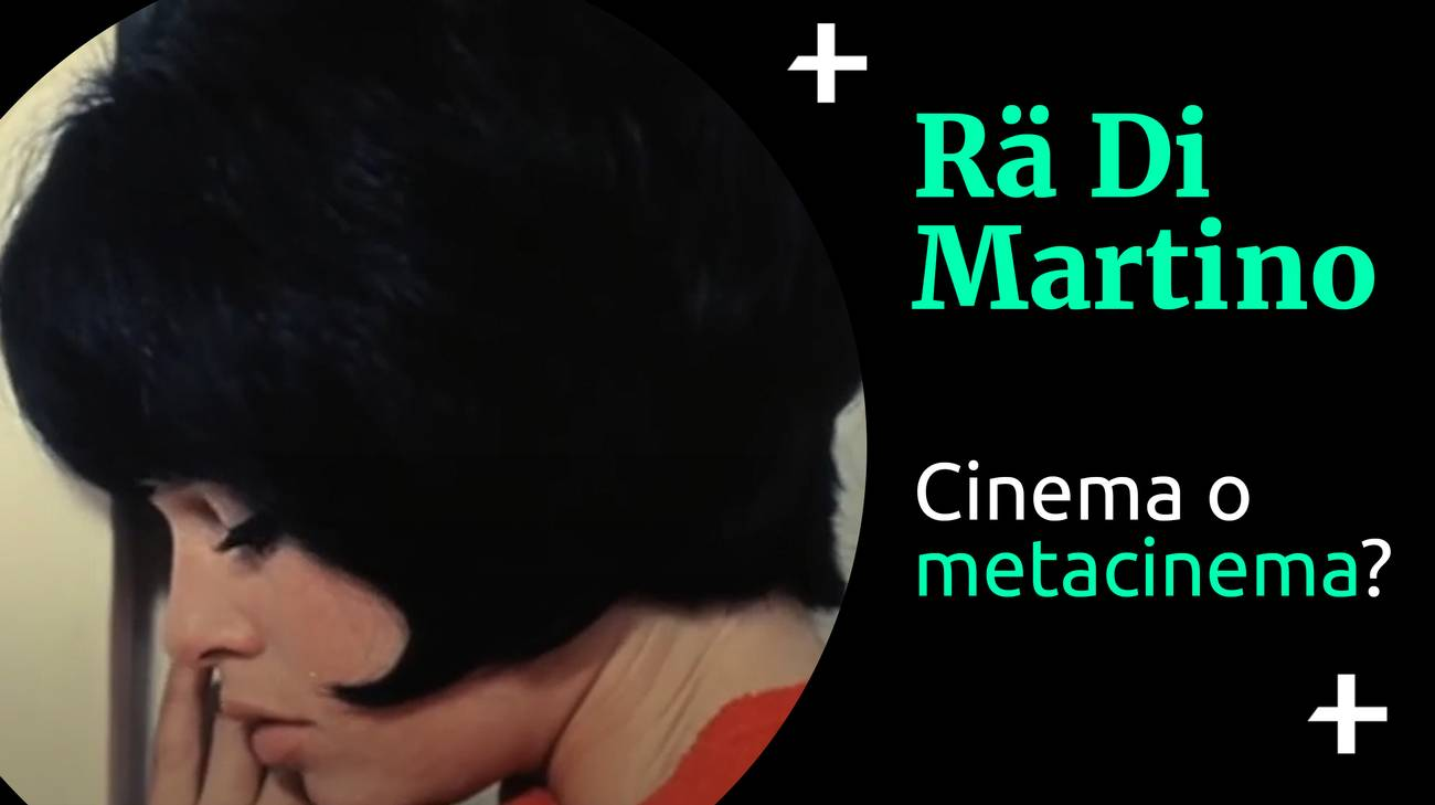 Cult+ Rä Di Martino Cinema o metacinema (l)