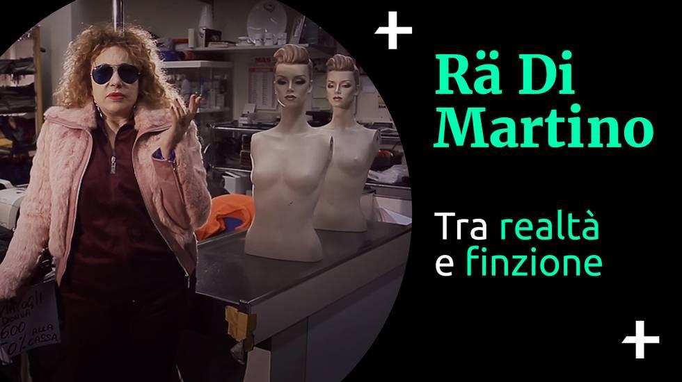 Cult+ Rä Di Martino Tra realtà e finzione (m)
