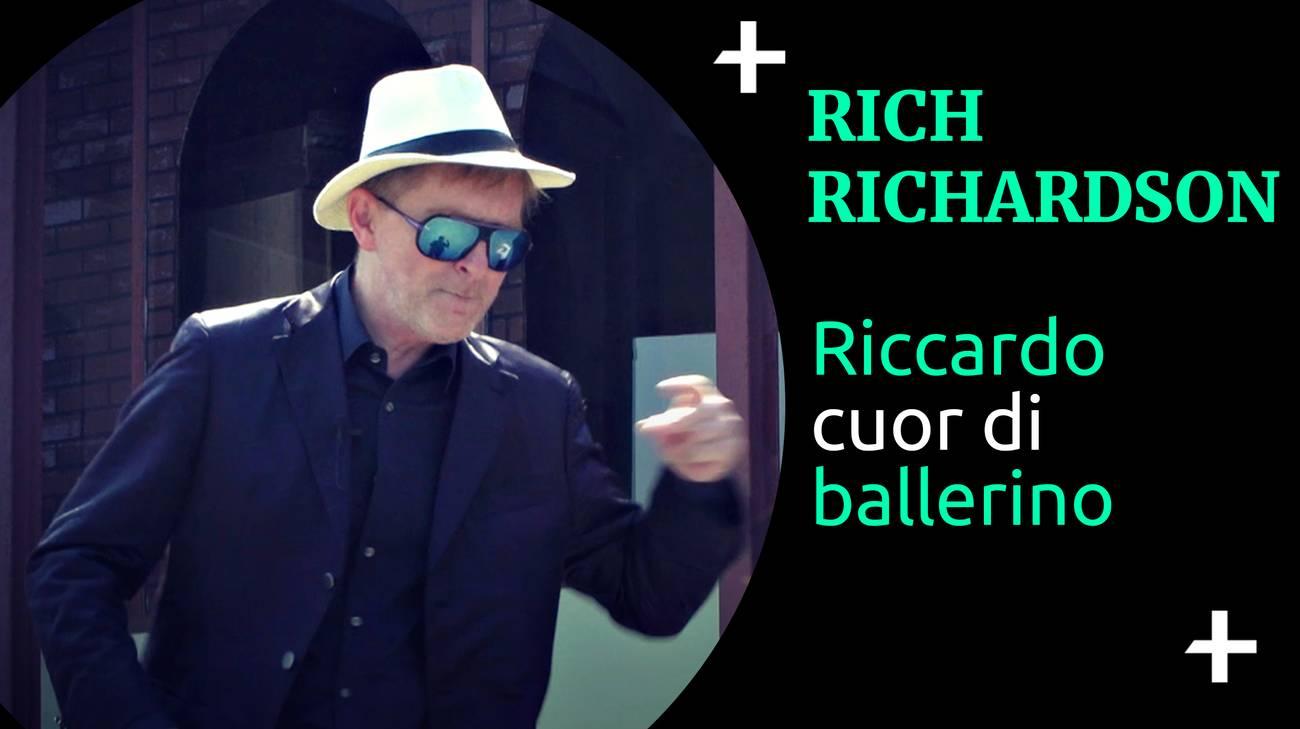 Cult+ Rich Richardson (l)
