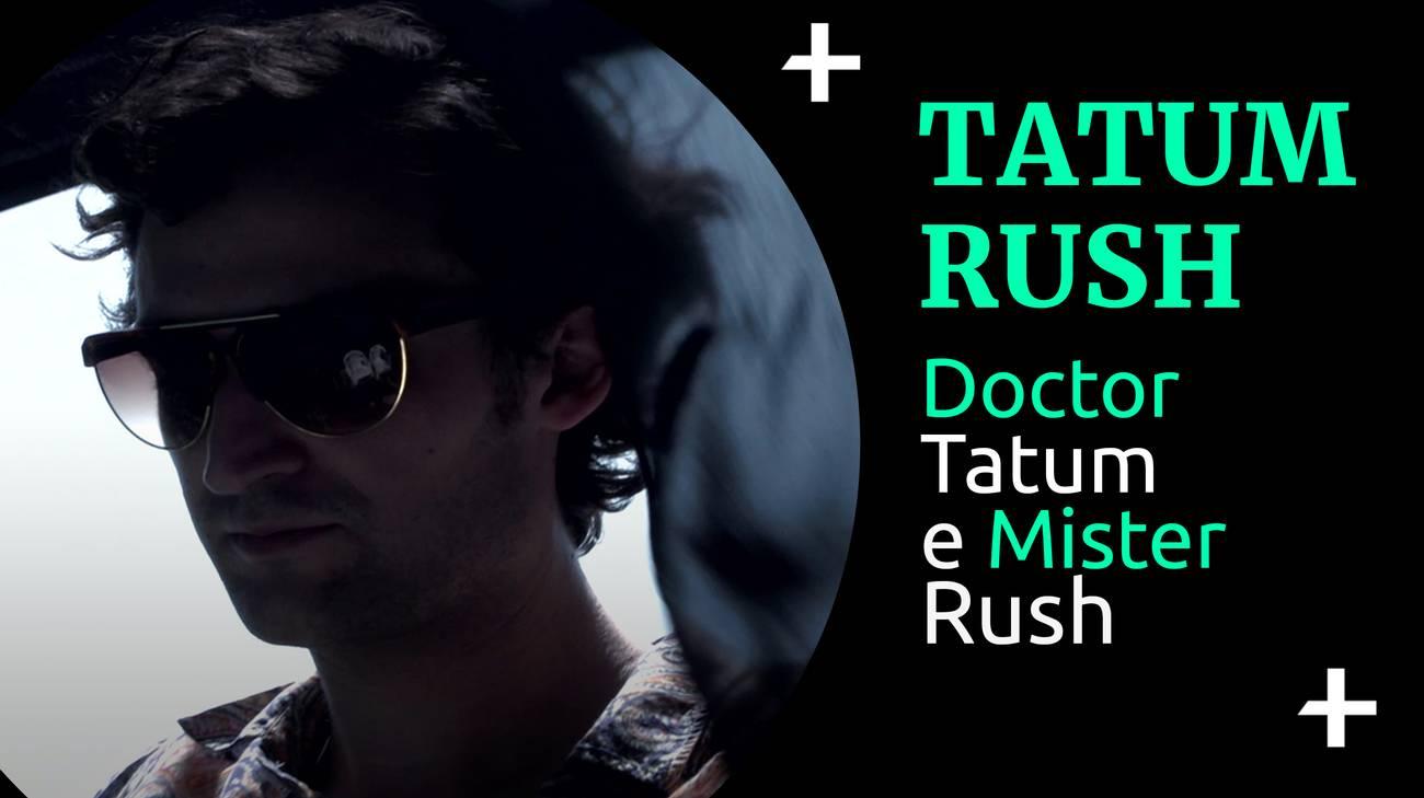 Cult+ Tatum Rush (l)