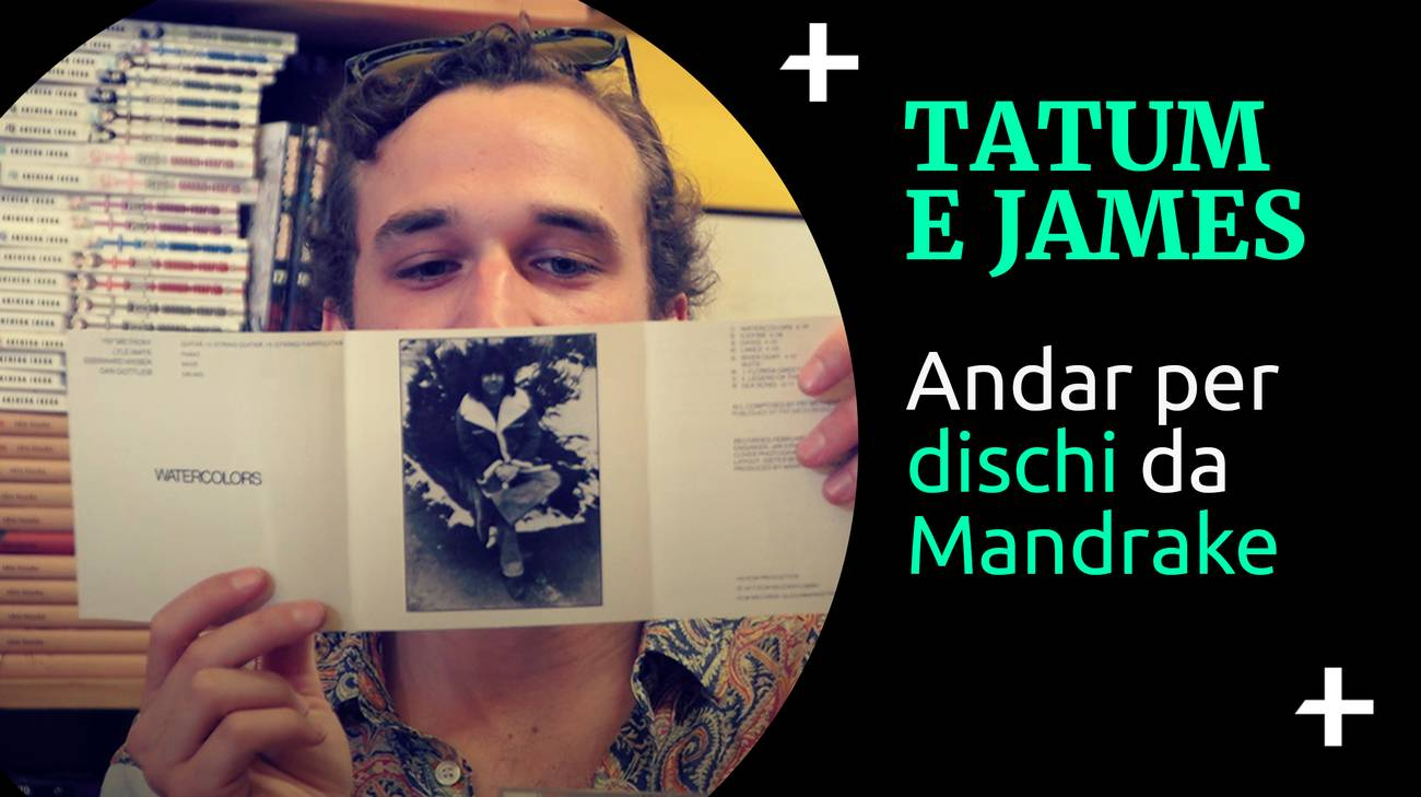 Cult+ Tatum Rush da Mandrake (l)