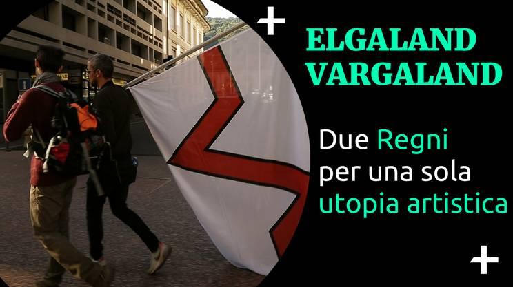 Cult+ Vargaland - Due regni per una sola utopia artistica (s)