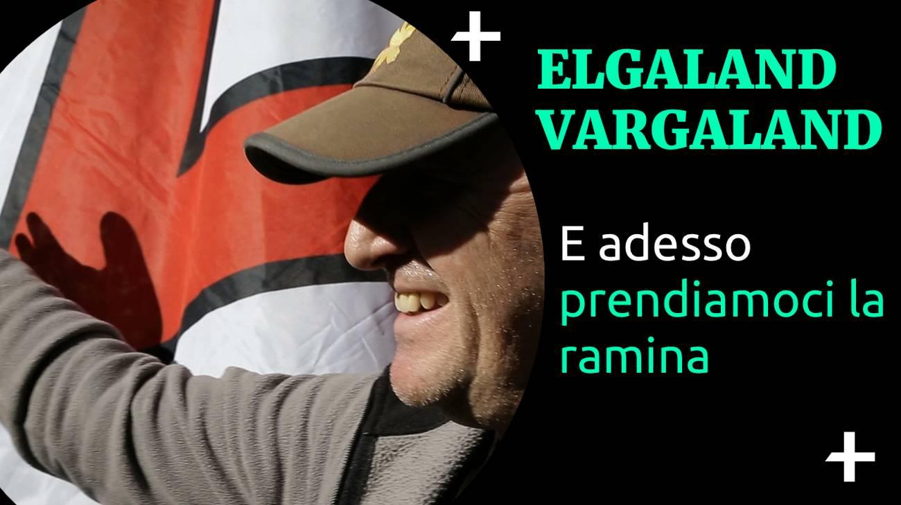 Cult+ Vargaland - E adesso prendiamoci la ramina  (l)