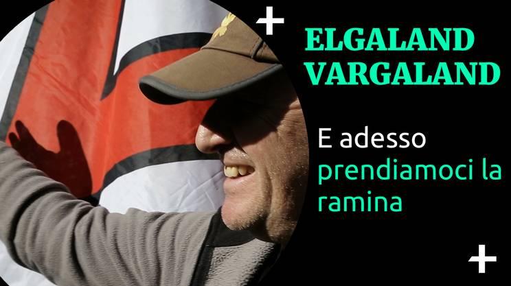 Cult+ Vargaland - E adesso prendiamoci la ramina  (s)