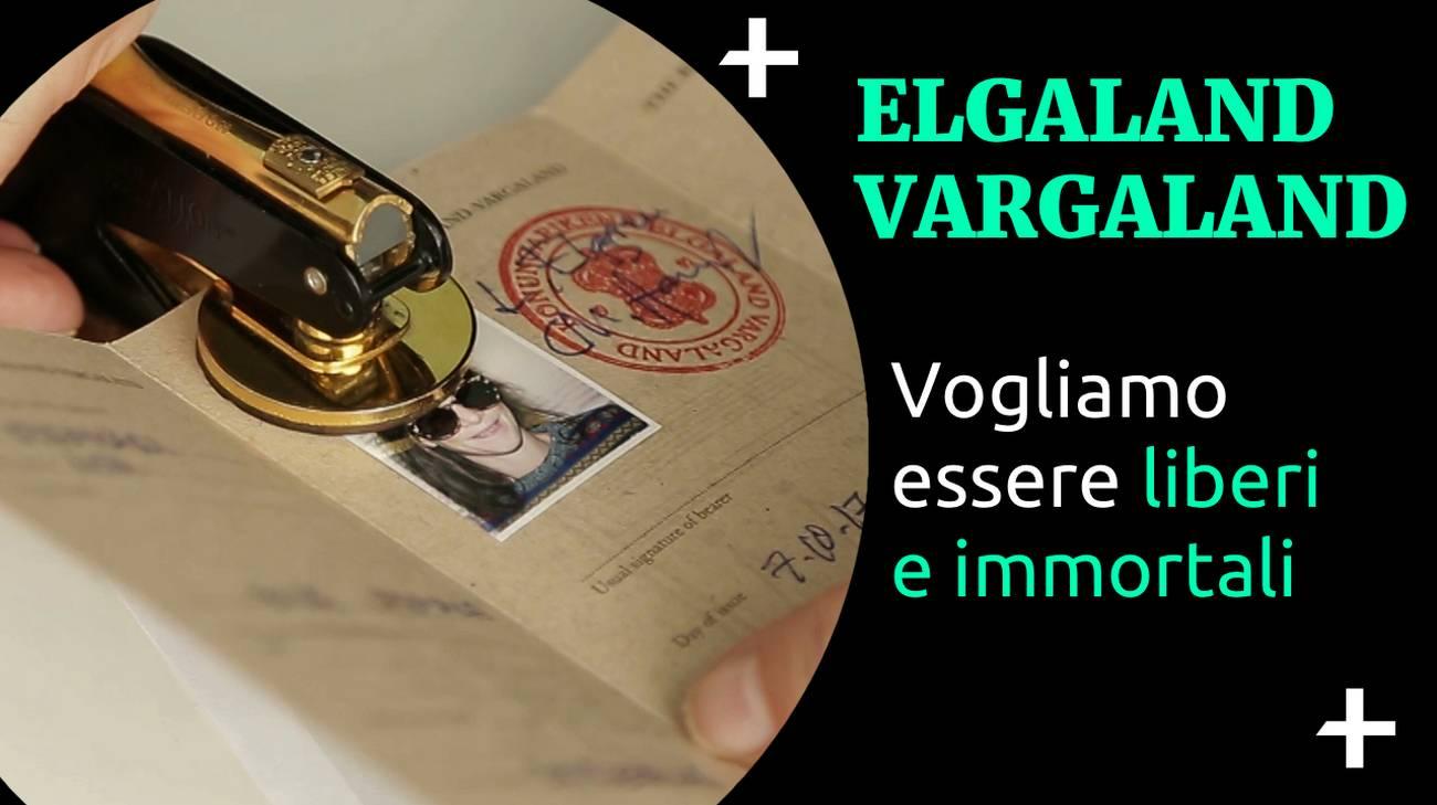 Cult+ Vargaland - Vogliamo essere liberi e immortali  (l)