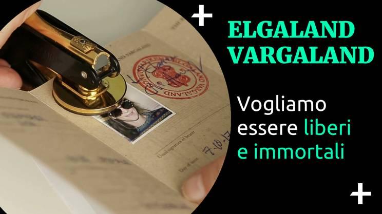 Cult+ Vargaland - Vogliamo essere liberi e immortali  (s)