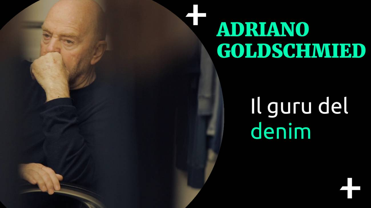 Cult+ Adriano Goldschmied (l)
