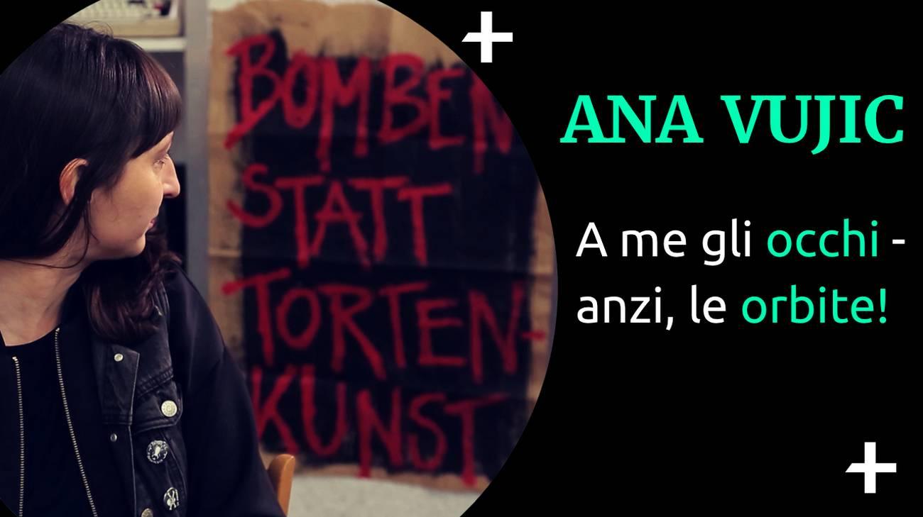 Cult+ Ana Vujic (l)